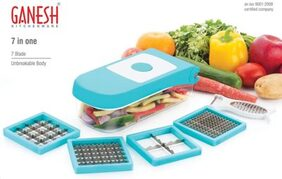 Ganesh 7 In 1 Unbreakable Quick Dicer