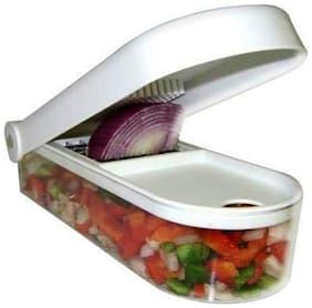 Ganesh Grey Fruit And Vegetable Cutter