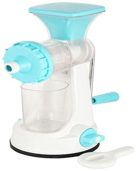 Ganesh New Smart Plastic Multipurpose Fruit  Juicer - Blue