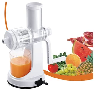Ganesh The Original And Stylish Ganesh Fruit And Vegetable Hand Juicer