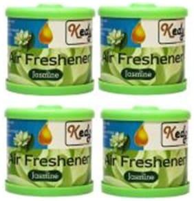 Air Show Plastic Green Air Freshener