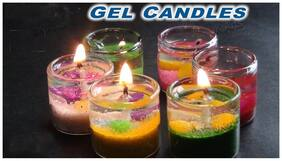 Indo Paraffin wax Assorted Candle