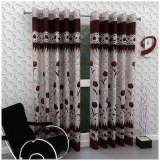 Geonature Door Eyelet Curtains Set of 2