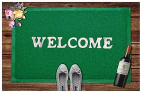 GH Decor Dust Remover Pvc Welcome Doormat For Offices,Hotel ,Restaurant, Home,Shop