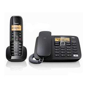 Gigaset A590 Corded And Cordless Landline Phone - Set Of 2