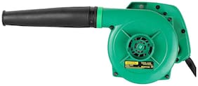 Gilhot blower copper 100 Miles/Hour 20000 RPM Electric Air Blower Dust PC Cleaner (Green;Variable Speed Optional)