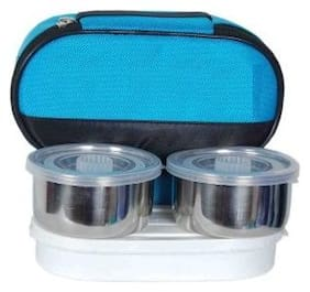 G-King Assorted Lunch box ( Set of 1 , 750 ml )