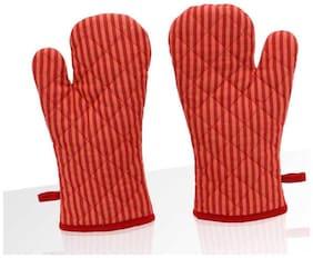 G-King Cotton Gloves Multi ( Pack of 2 )