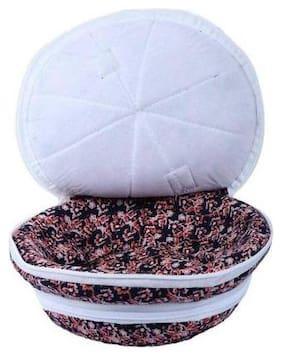 Gking Roti Basket/Roti Cotton Cloth Basket/Washable with Chain