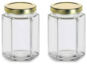 Glass Jar & Container, Kitchen Jar, Pickle Jar, salt Jar