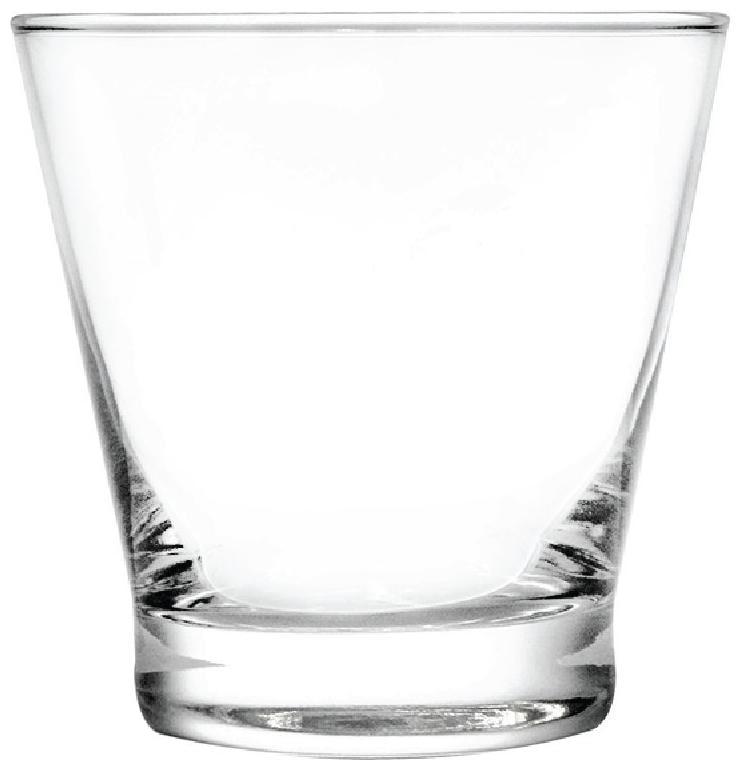 Incrizma Glass Thailand Tumbler;335 ml/12 Oz;Transparent   Set of 6