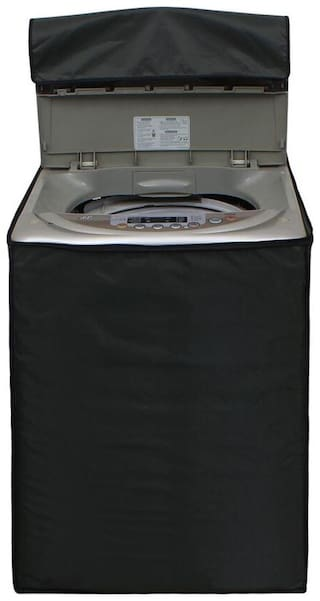 Glassiano Military Waterproof & Dustproof Washing Machine Cover For Fully Automatic 7.2kg Model