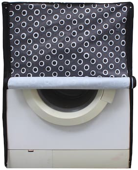 Glassiano dustproof and waterproof washing machine cover for front load 6KG_LG_F70E1UDNK1_Sams17