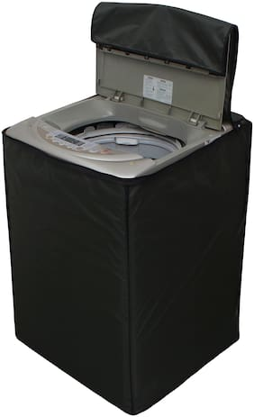 Glassiano military colored Waterproof & Dustproof washing machine cover for all SAMSUNG fully automatic top load 5.5Kg-8.5kg washing machine