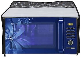 Glassiano Printed Microwave Oven Cover for IFB 23 Litre Convection Model 23BC4