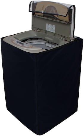 Glassiano Transparent Washing Machine Cover For IFB 9.5 kg TL-SDG Aqua Fully Automatic Top Loading Washing Machine