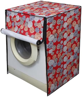 Glassiano Washing Machine Cover for LG FH0FANDNL02 Fully Automatic Front Load 6 kg;DA11