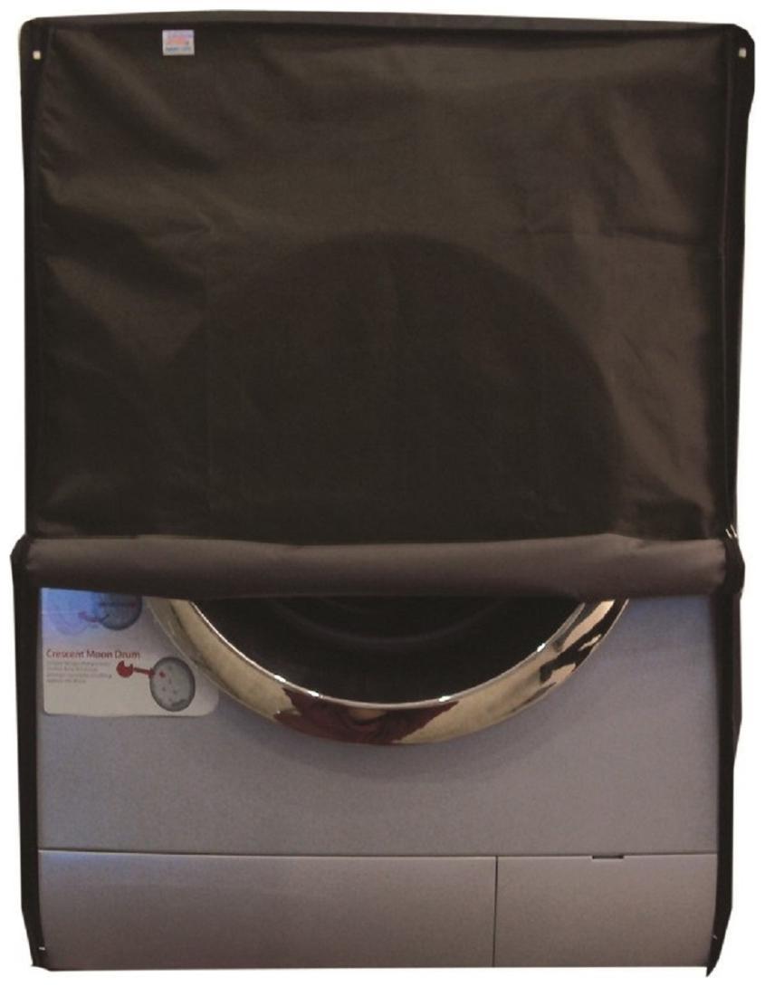Glassiano waterproof and dustproof Coffee washing machine cover for Siemens WM07X060IN Fully Automatic Washing Machine