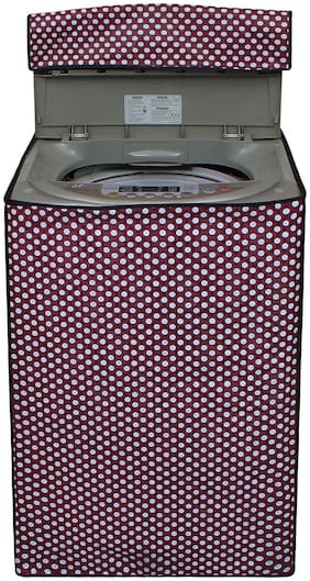 Glassiano Washing Machine Cover For IFB (TL- SDG 7.0 kg Aqua) Fully Automatic Top Load 7 kg S 45