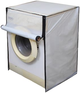 Glassiano Washing Machine Cover for LG FH0B8QDL22 Fully Automatic Front Load 7 kg;DA01