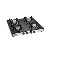 Glen 4 Burner Gas Stove Manual Ignition