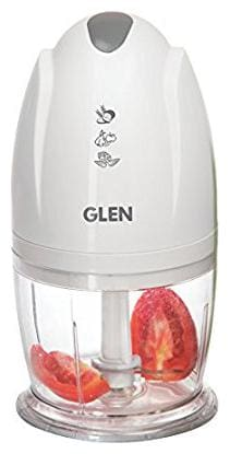 Glen 4041 MINICHOPPER400ML 400 w Chopper ( White )