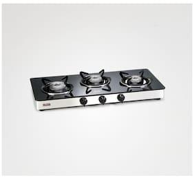 Glen Alda Kitchen CTA 133 GT Ai SS drip tray glass Gas Stove