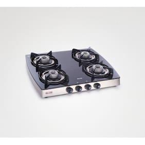 Glen Alda Kitchen 142 GT SS drip tray glass Gas Stove