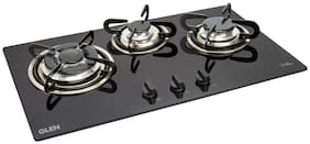 Glen 3 Burner Automatic Hobs Assorted Gas Stove