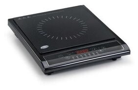 GLEN gl3071 1400W Induction Cooktop (Black)