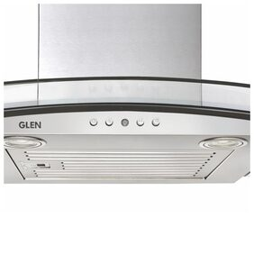 Glen Kitchen Chimney GL 6071 EX 60cm Easy Clean BF 1000m3