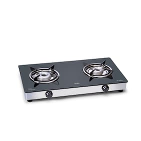 Glen 2 Burner Manual Regular Assorted Gas Stove