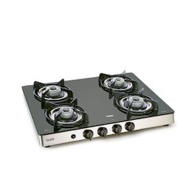 15d57f5d7 Gas Stove. - 839 Products. Sort by Popular. Padmini CS 4GT CLOUD Crystal  Black 4 Burner Gas Stove (Manual ...