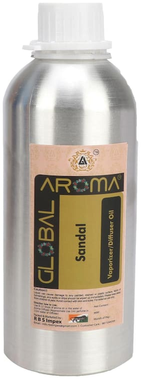 Global Aroma Sandal Vaporizer/Diffuser oil