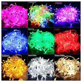Global Christmas Decorative Rise bulb 5 m Set of 2 - Assorted colours