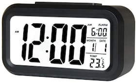 Global Black Alarm clock