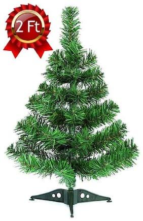 Glowtronix 2Ft Christmas Tree Desktop Encryption Christmas Stand Tree Happy New Year Christmas Decorations For Home Navidad#50