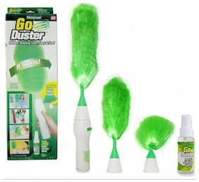 Go Duster Wet and Dry Duster Set