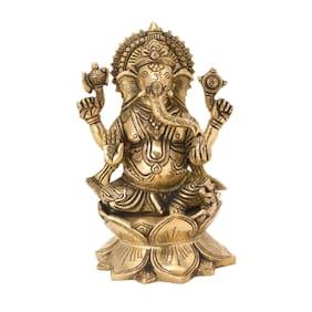 god ganesh statue handicrafts product by Bharat HaatBH06100