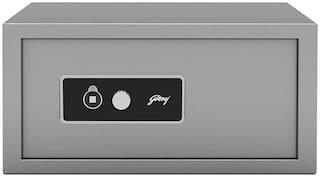 Godrej Forte Pro Key Lock Safe Locker (20L)