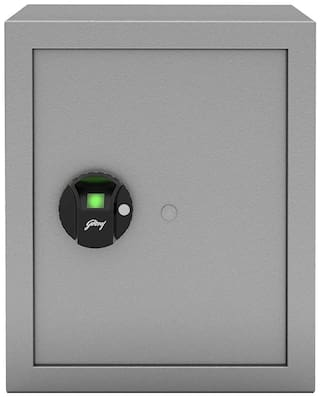 Godrej Security Solution Forte Pro Bio Home Locker (40L)