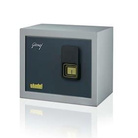 Godrej SEMCS1027047 CITADEL 45 V1 Grey + GL Safe