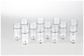 Godskitchen 60ml (Set of 6) - Unbreakable Reusable Polycarbonate Plastic Shot Glasses