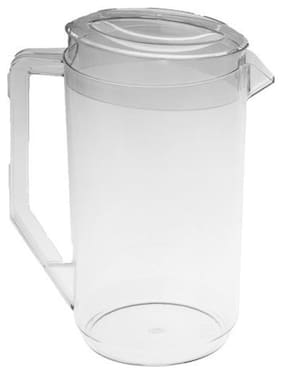 Godskitchen Water Jug With Lid 2.6 Litres - Unbreakable