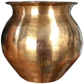 Goldcave Golden Pooja Lota For Pooja