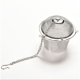 Green Tea, Coffee Mesh Ball Infuser Filter Stainless Steel Strainer
