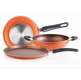 Greenchef 3 PCs Cookware Set - Rhinos