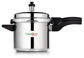 Greenchef Namo Outer Lid Cooker - 5Ltr
