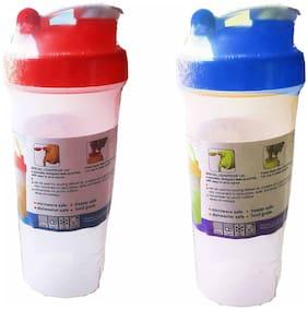 GREENVIJI 1000 ml Plastic Oil & Vinegar Dispensers - Set of 2