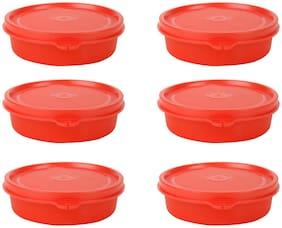 GREENVIJI 2000 ml Assorted Plastic Container Set - Set of 3